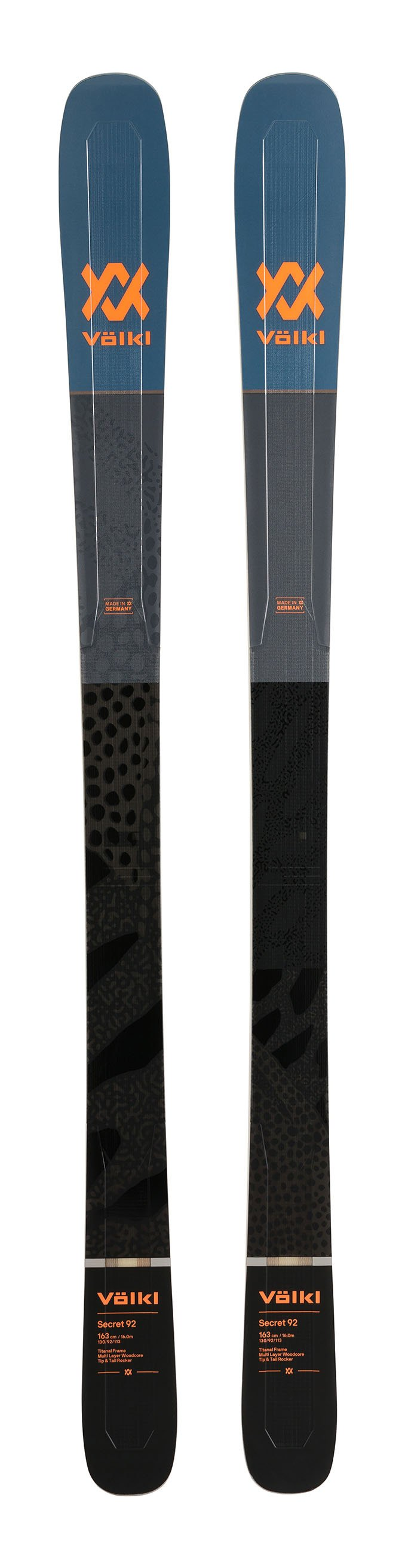 Völkl Womens Secret 92 Skis 2020