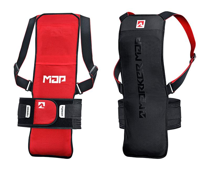 Marker BP Light MAP 2.0 Back Protector