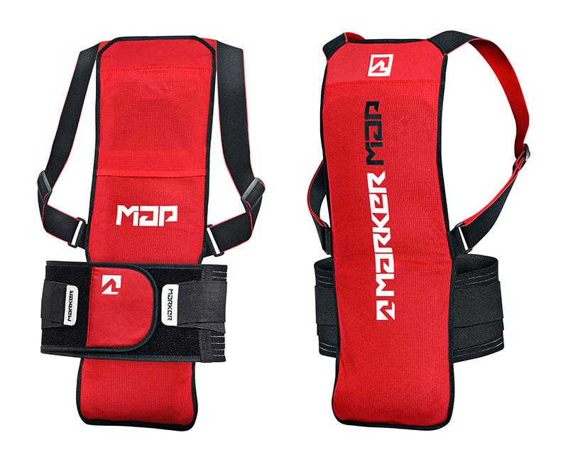 Marker Womens BP Light MAP 2.0 Back Protector