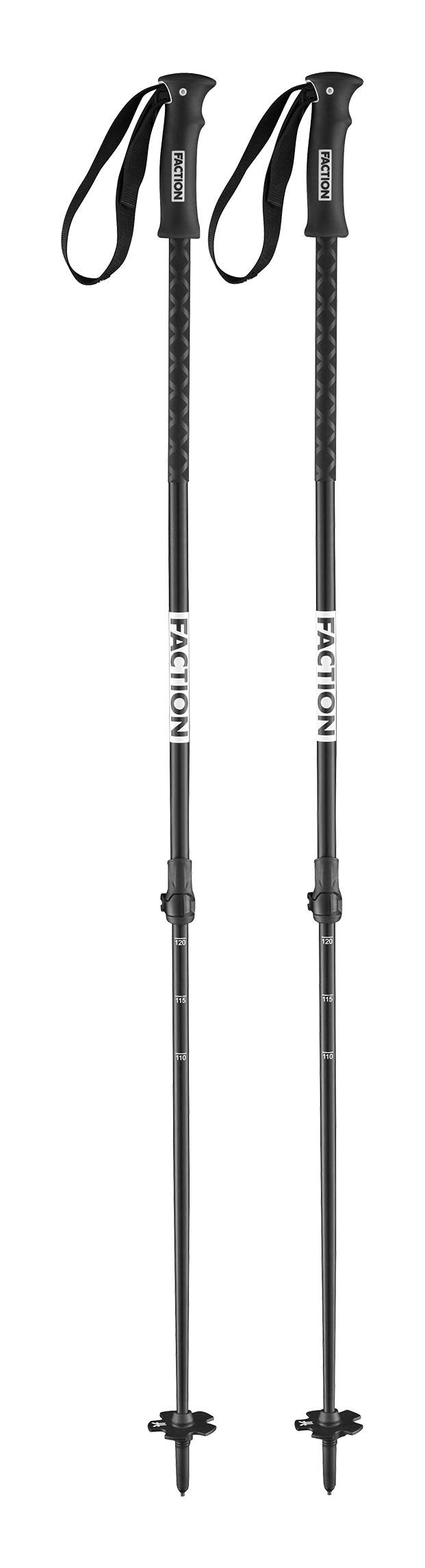 Faction Agent Telescopic Ski Poles 2020