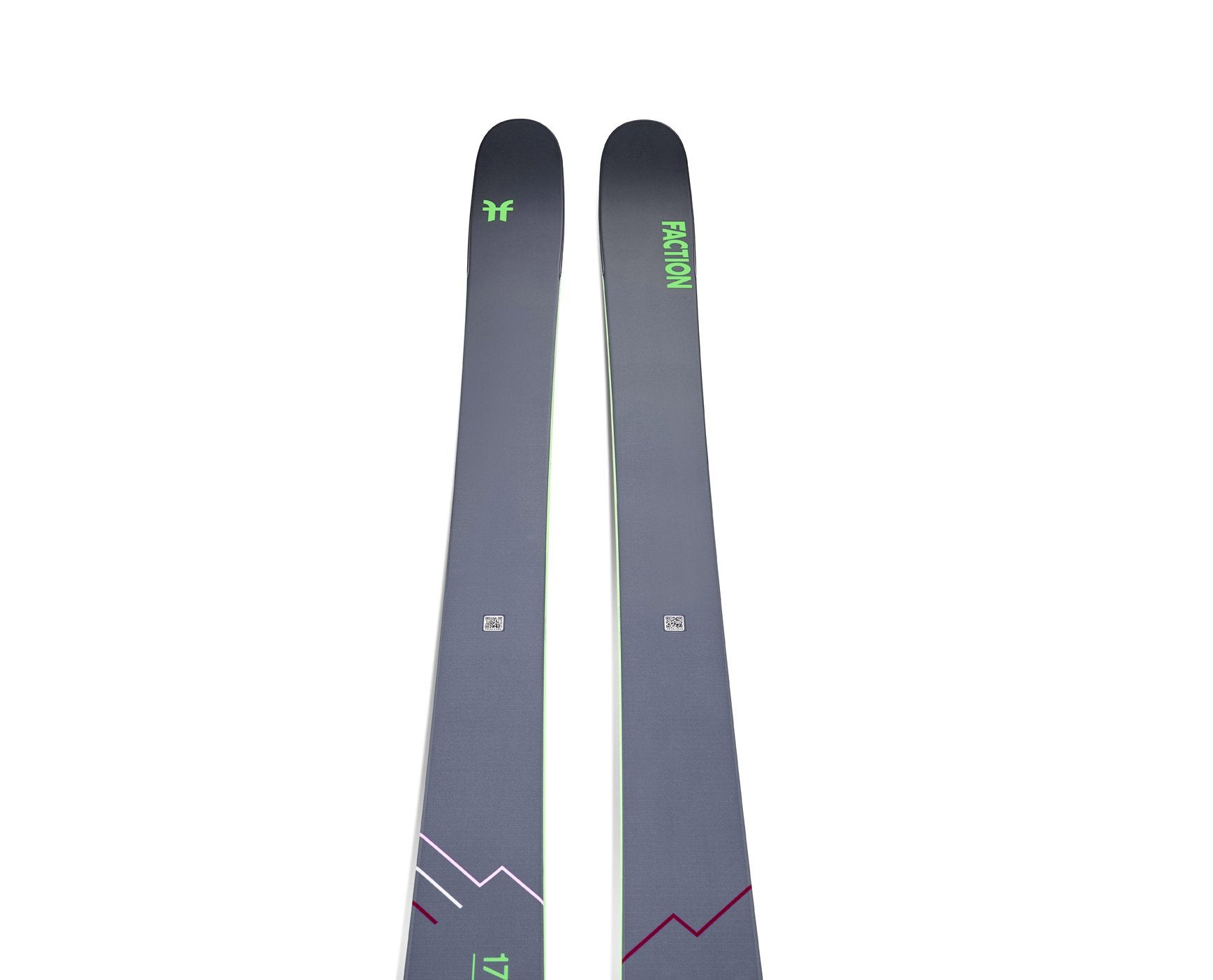 Faction Agent 2.0 Skis 2020