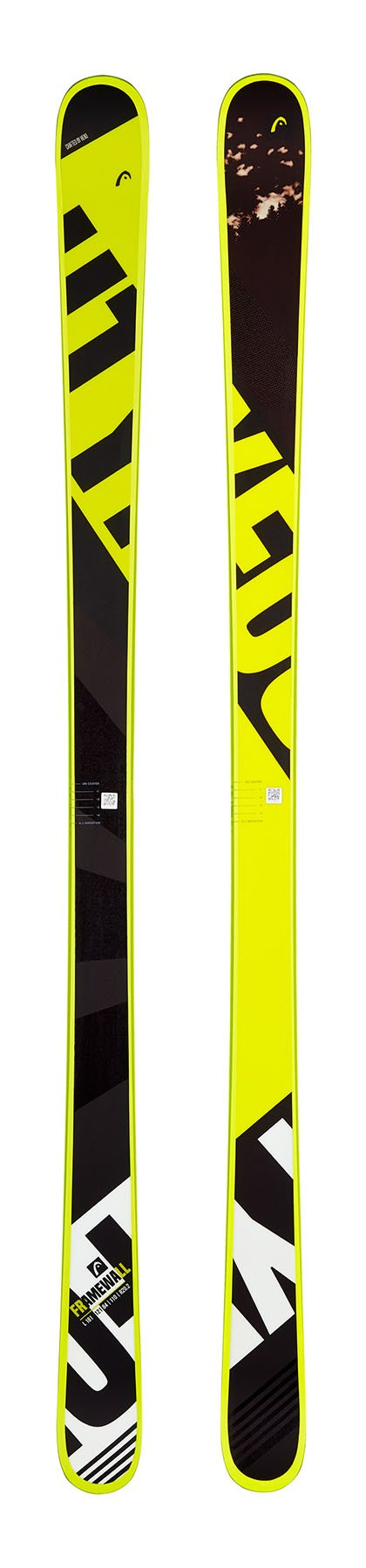 Head Framewall Skis 2020