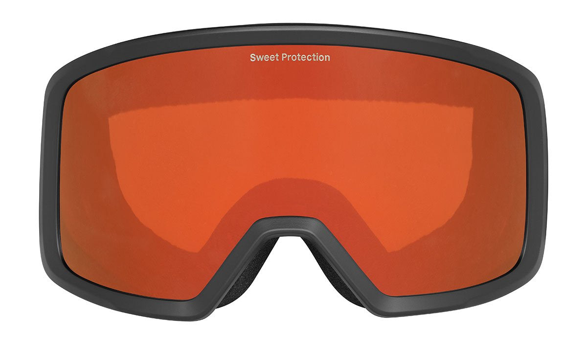Sweet Protection Firewall Matte Black / Orange Goggles