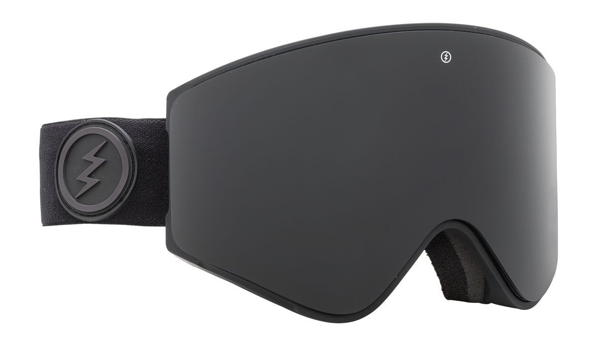 Electric EGX Murked Jet Black Goggles