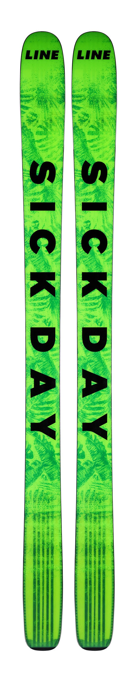 Line Sick Day 104 Skis 2020