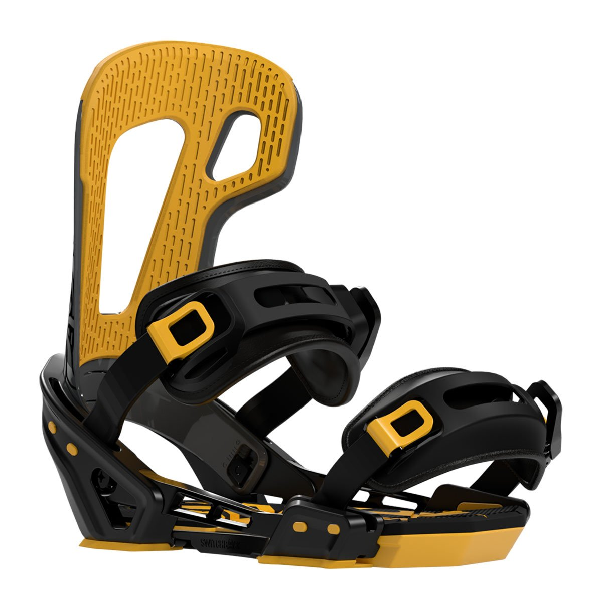 Switchback Halldor Pro Snowboard Bindings 2020