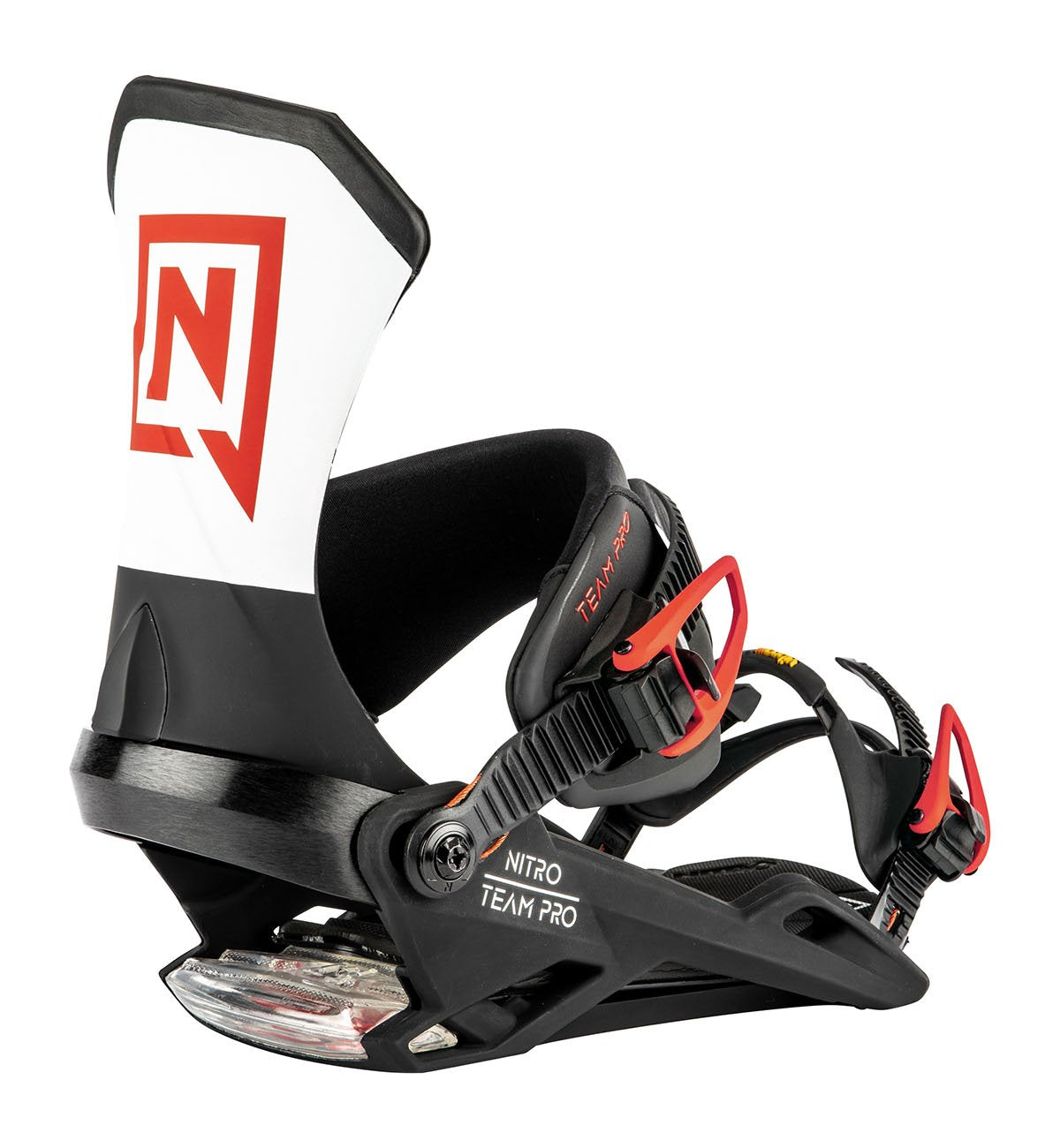 Nitro Team Pro Snowboard Bindings 2020
