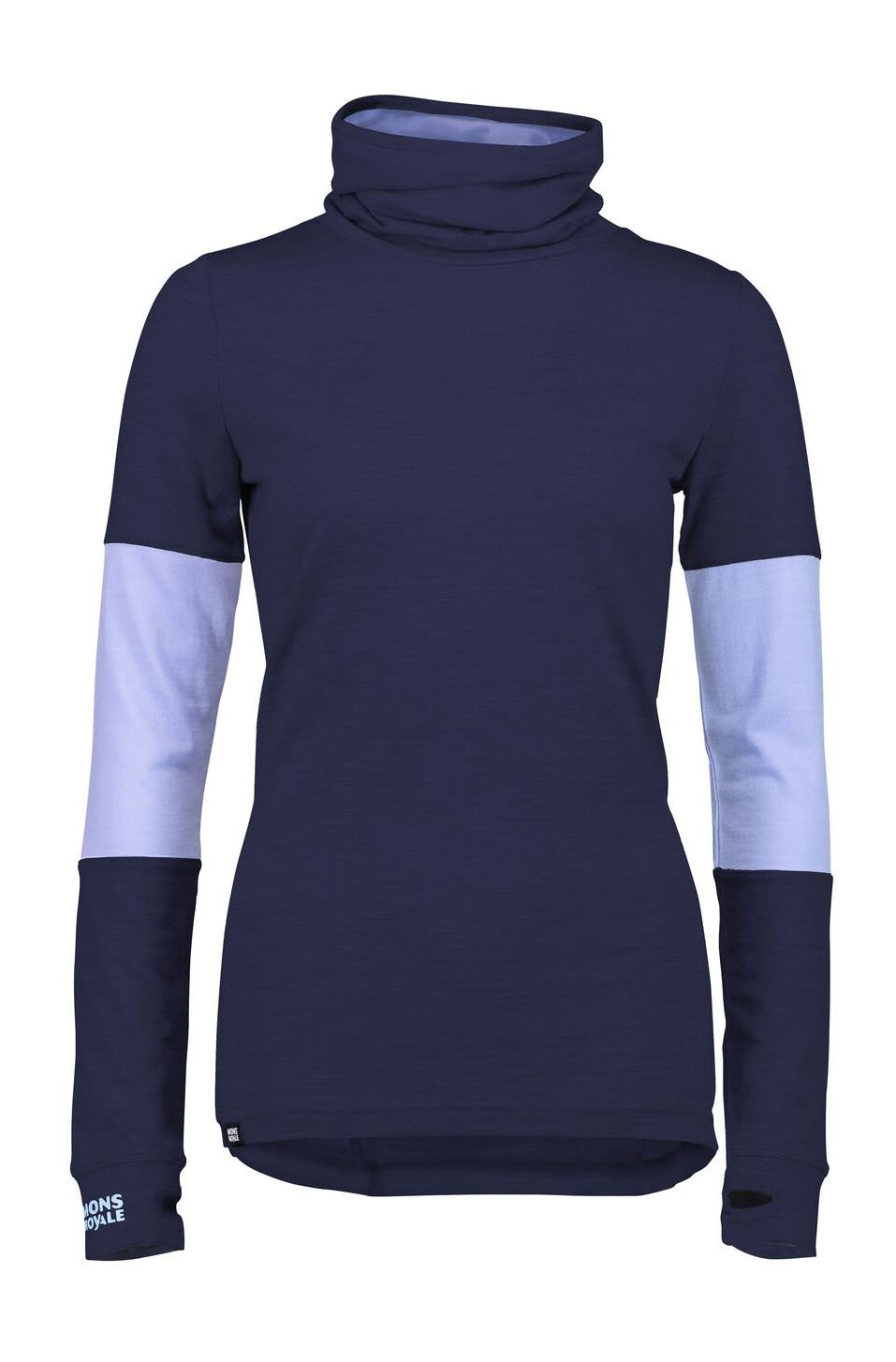Mons Royale Cornice Rollover LS Base Layer
