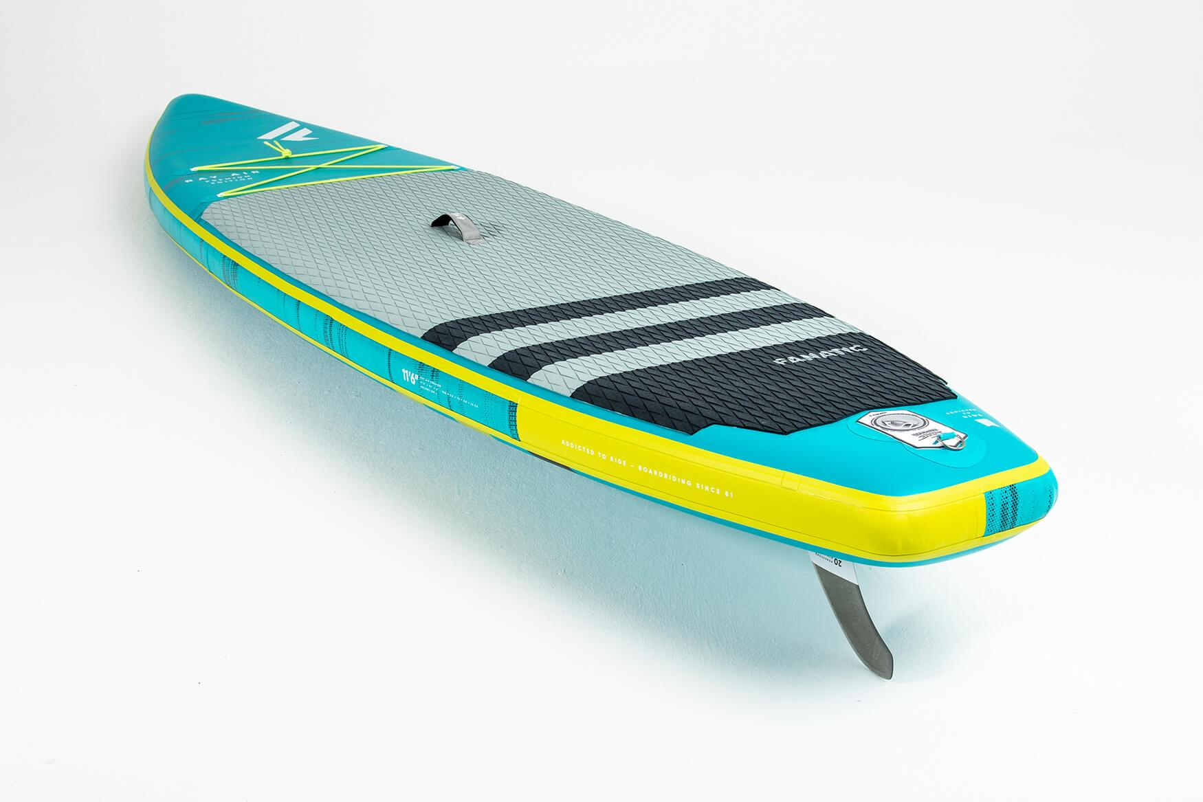 Fanatic Ray Air Premium 12'6x32 SUP