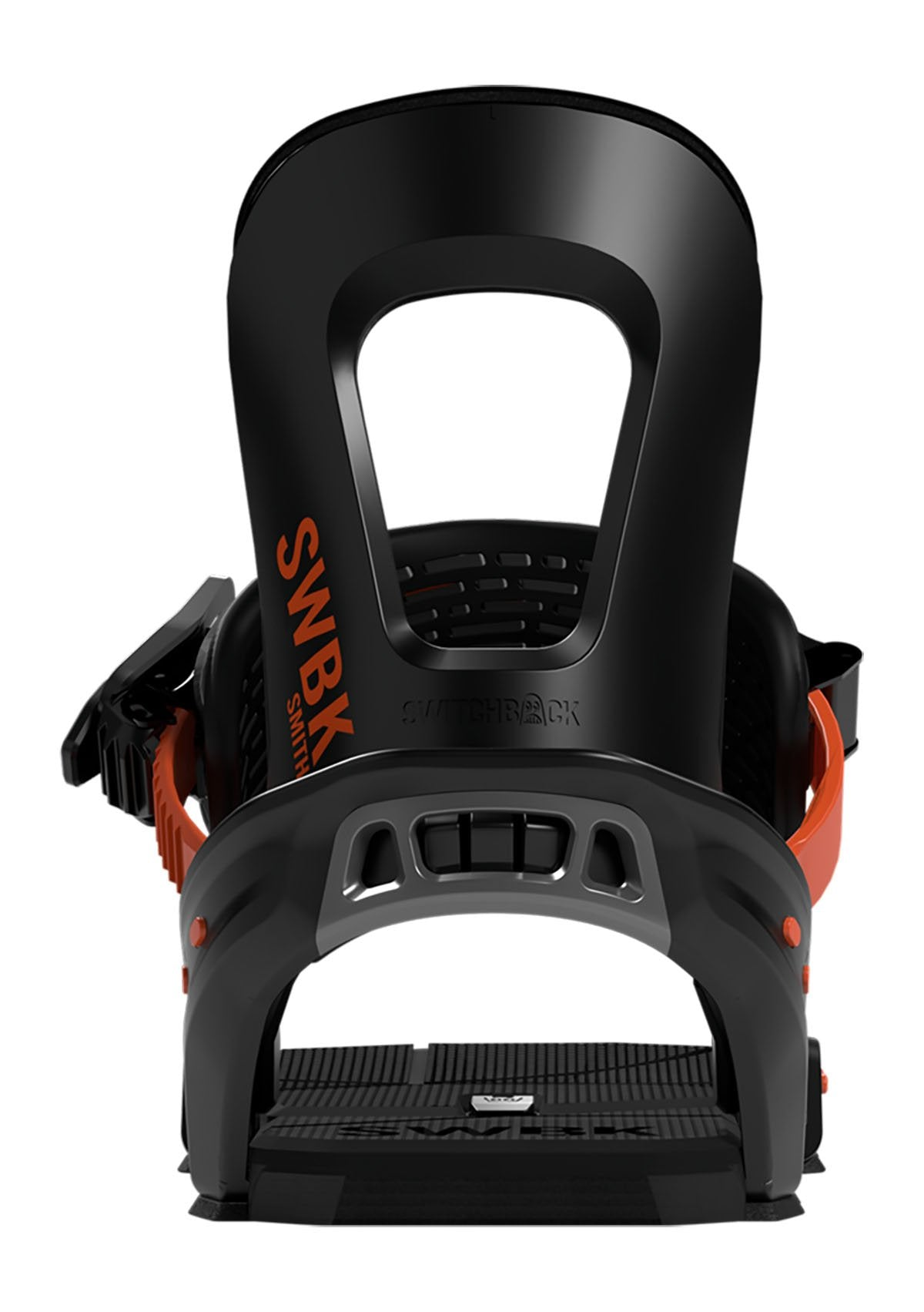 Switchback Smith Black Snowboard Bindings 2020