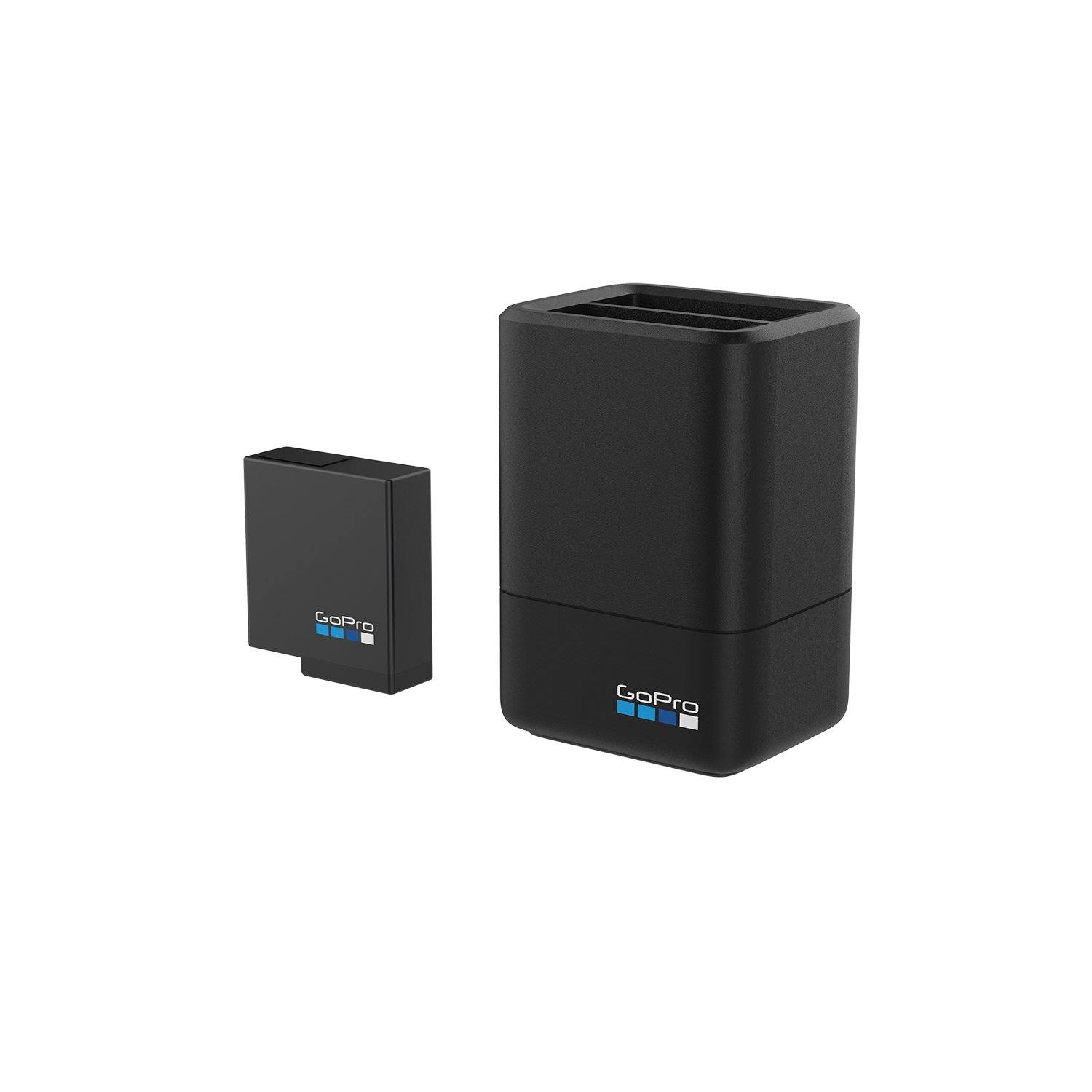 GoPro Dual Battery Charger & Battery (HERO5/6/7 & HERO)