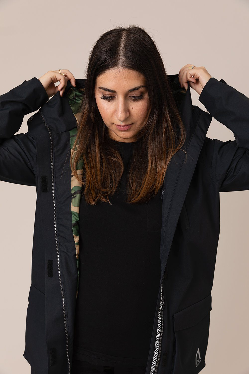 Wearcolour Womens Gust Parka