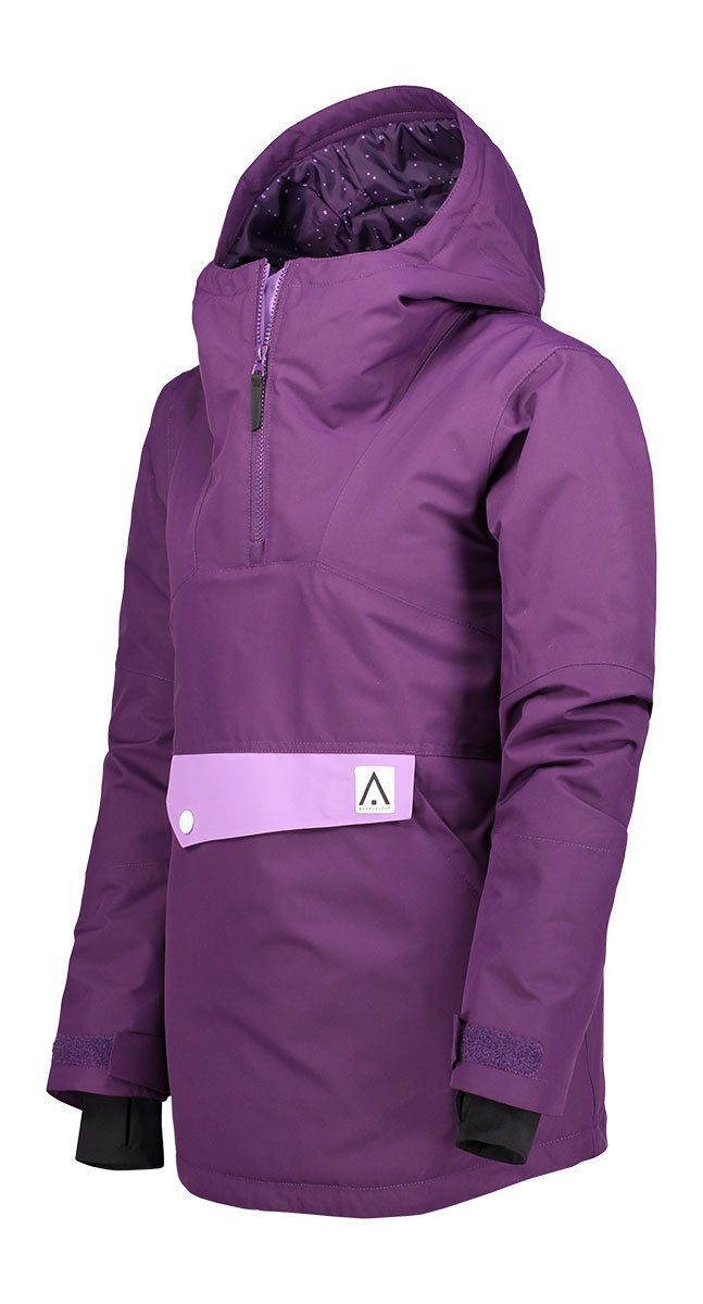 WearColour Womens Homage Anorak Skijakke