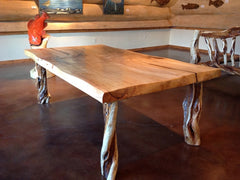 Alaskan Spruce Table