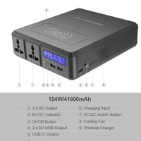 High Capacity Powerbank 41.600mAh - SolarCreed