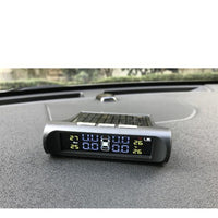 Solar Tyre Pressure Monitor - SolarCreed