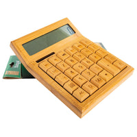 Solar Bamboo Calculator