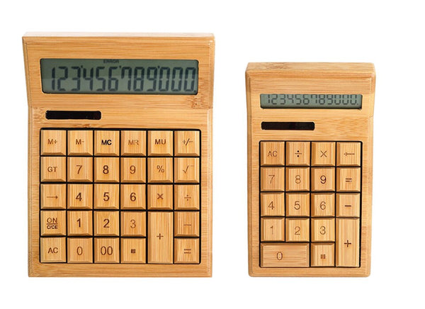 Solar Bamboo Calculator - SolarCreed