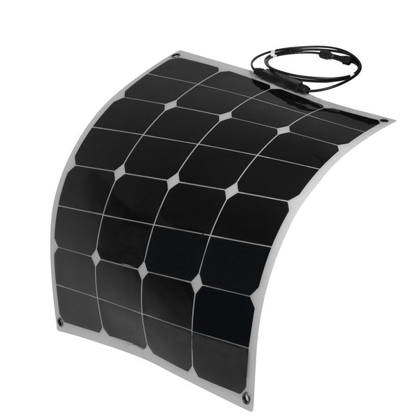 Solar Panel 50W Semi-Flexi - SolarCreed