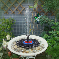 Solar Pond Fountain - SolarCreed