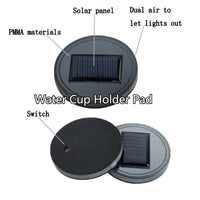 Solar Car Cup Lamp - SolarCreed