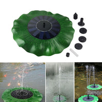 Solar Fountain Pump - SolarCreed