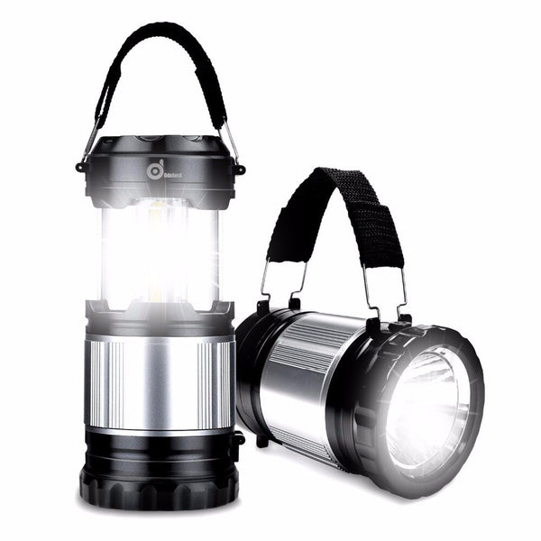 Solar Torch Lamp - SolarCreed