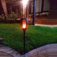 Solar Flame Lamp - SolarCreed