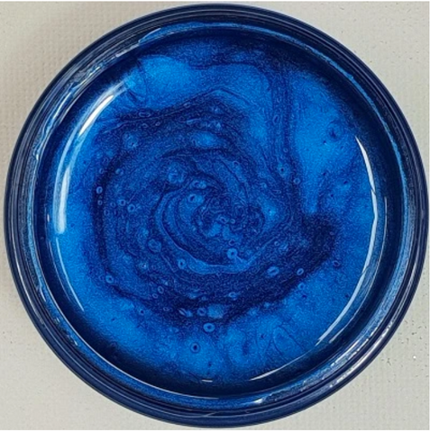 Dragon Blue - Luster Pigment Paste