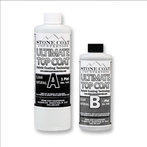 Ultimate Top Coat - Hybrid Coating Technology
