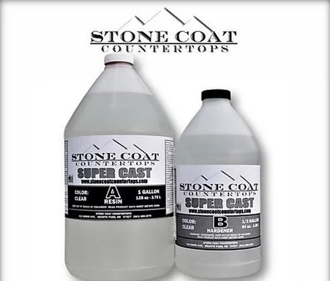 Super Cast Epoxy 1.5 Gallon Kit