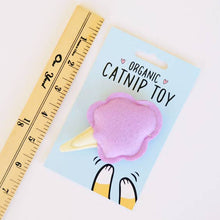 Load image into Gallery viewer, Cotton Candy Catnip Toy