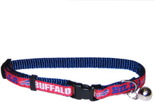 Load image into Gallery viewer, Buffalo Bills Cat Collar