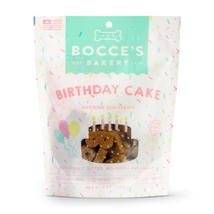 Bocce's Birthday Cake Treats