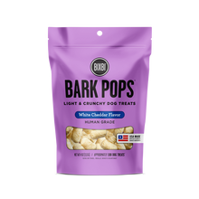 Load image into Gallery viewer, Bixbi Bark Pops White Cheddar
