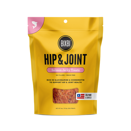Bixbi Hip & Joint Jerky Treats