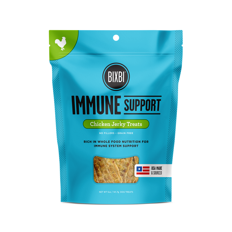 Bixbi Immune Support Jerky Treats