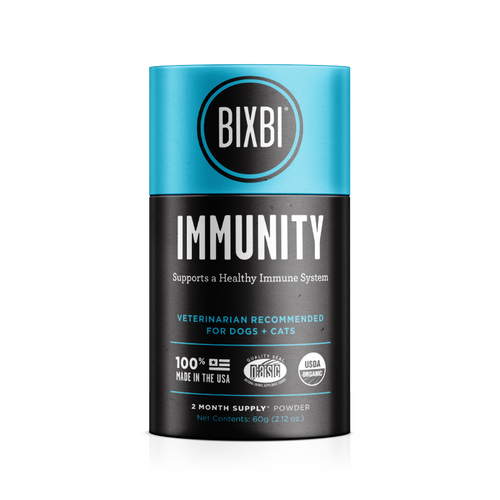 Bixbi Immune Support Supplement for Dogs & Cats