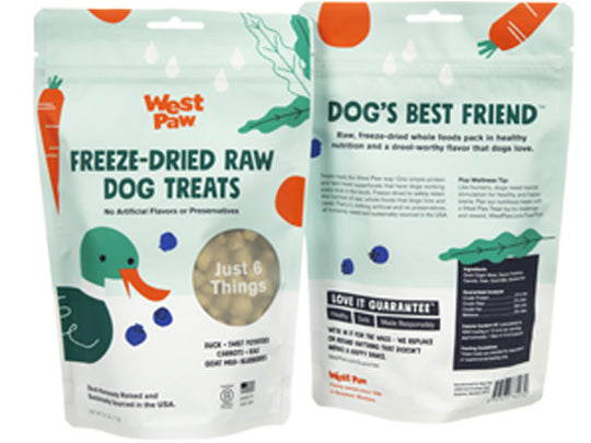 West Paw Superfood Dog Treats
