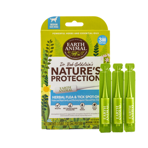 Nature's Protection Herbal Flea & Tick Spot-On