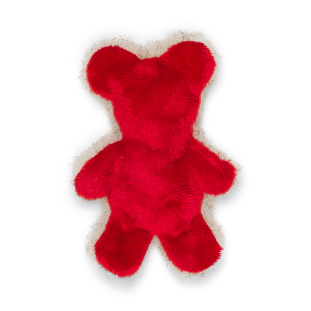 West Paw Bear Holiday Dog Toy