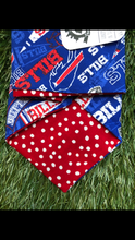 Load image into Gallery viewer, Buffalo Bills Bandana (Double sided)