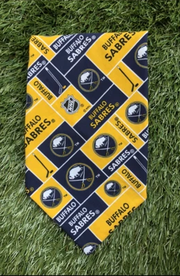 Buffalo Sabres Bandana (Double sided)