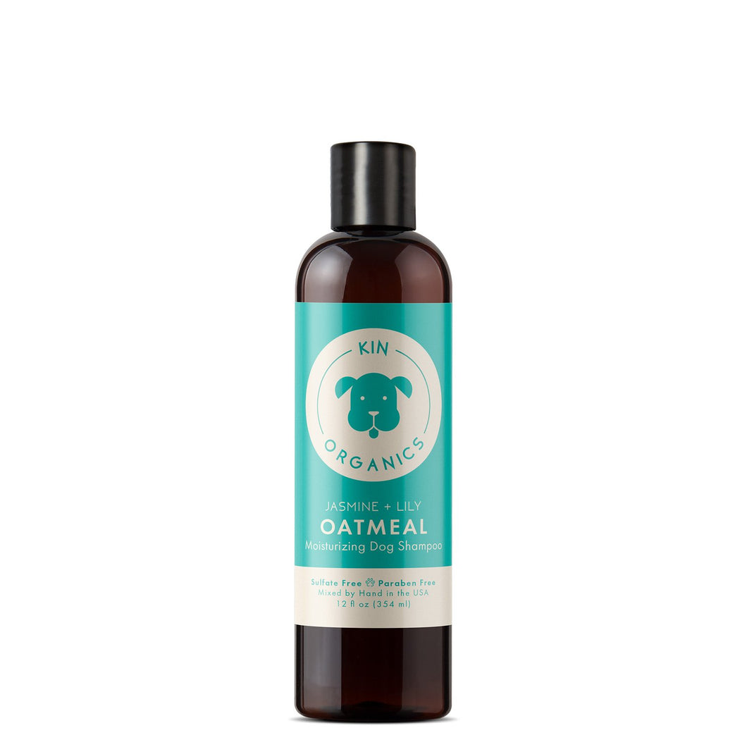 Kin + Kind Organics Jasmine and Lily Shampoo