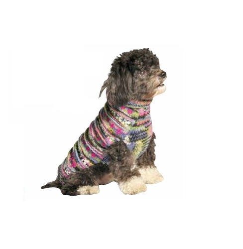 Chilly Dog Purple Woodstock Sweater