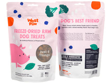 Load image into Gallery viewer, West Paw Superfood Dog Treats