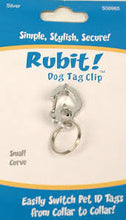Load image into Gallery viewer, Rubit! Dog Tag Clip