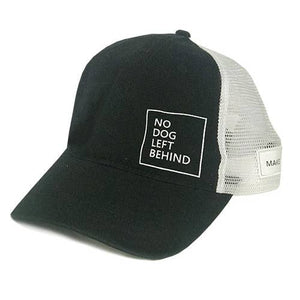 No Dog Left Behind Hat