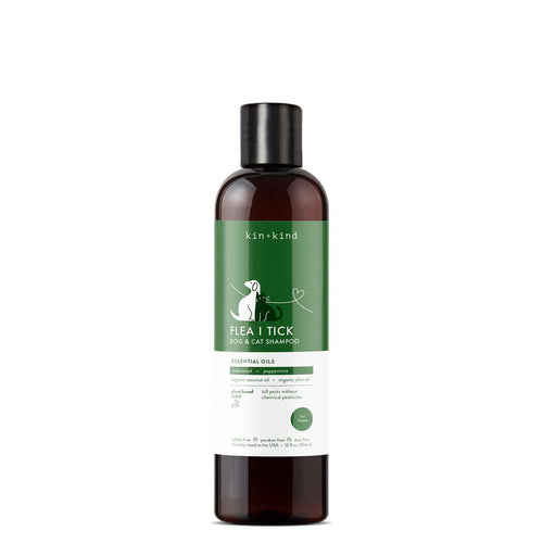 Kin + Kind Flea and Tick Shampoo