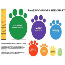 Load image into Gallery viewer, PawZ Boots